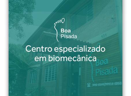 Boa Pisada - Centro especializado em biomecânica