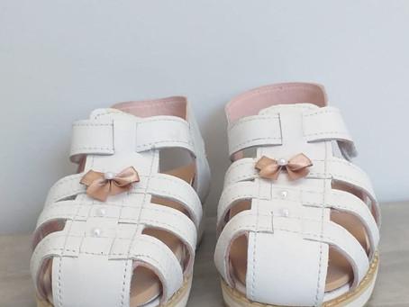Sandálias Ortopédicas