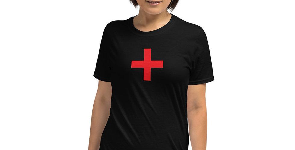 Short-Sleeve Plus T-Shirt
