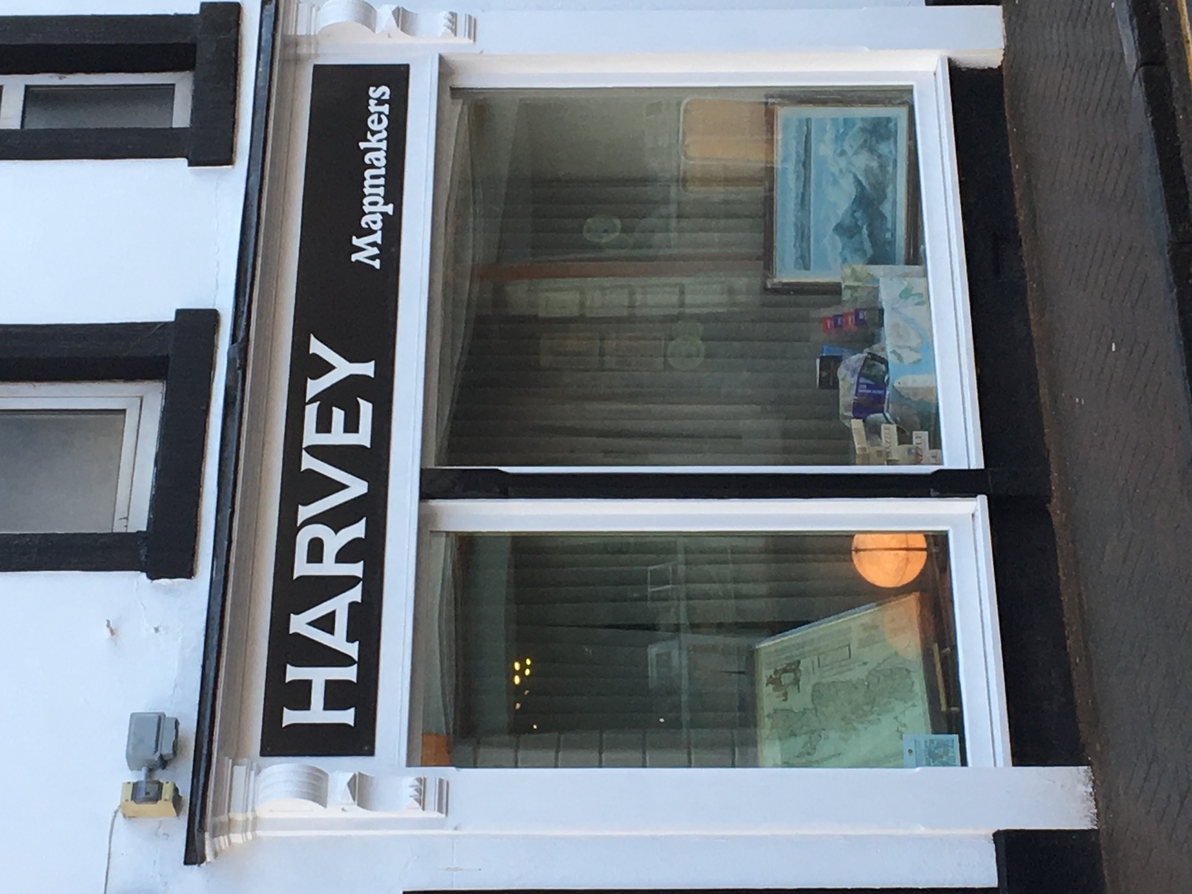 Harvey Maps, Doune