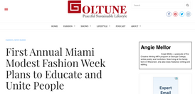 First Annual Miami Modest Fashion Week Plans to Educate and Unite People - by Angie Mellor - October 01, 2019