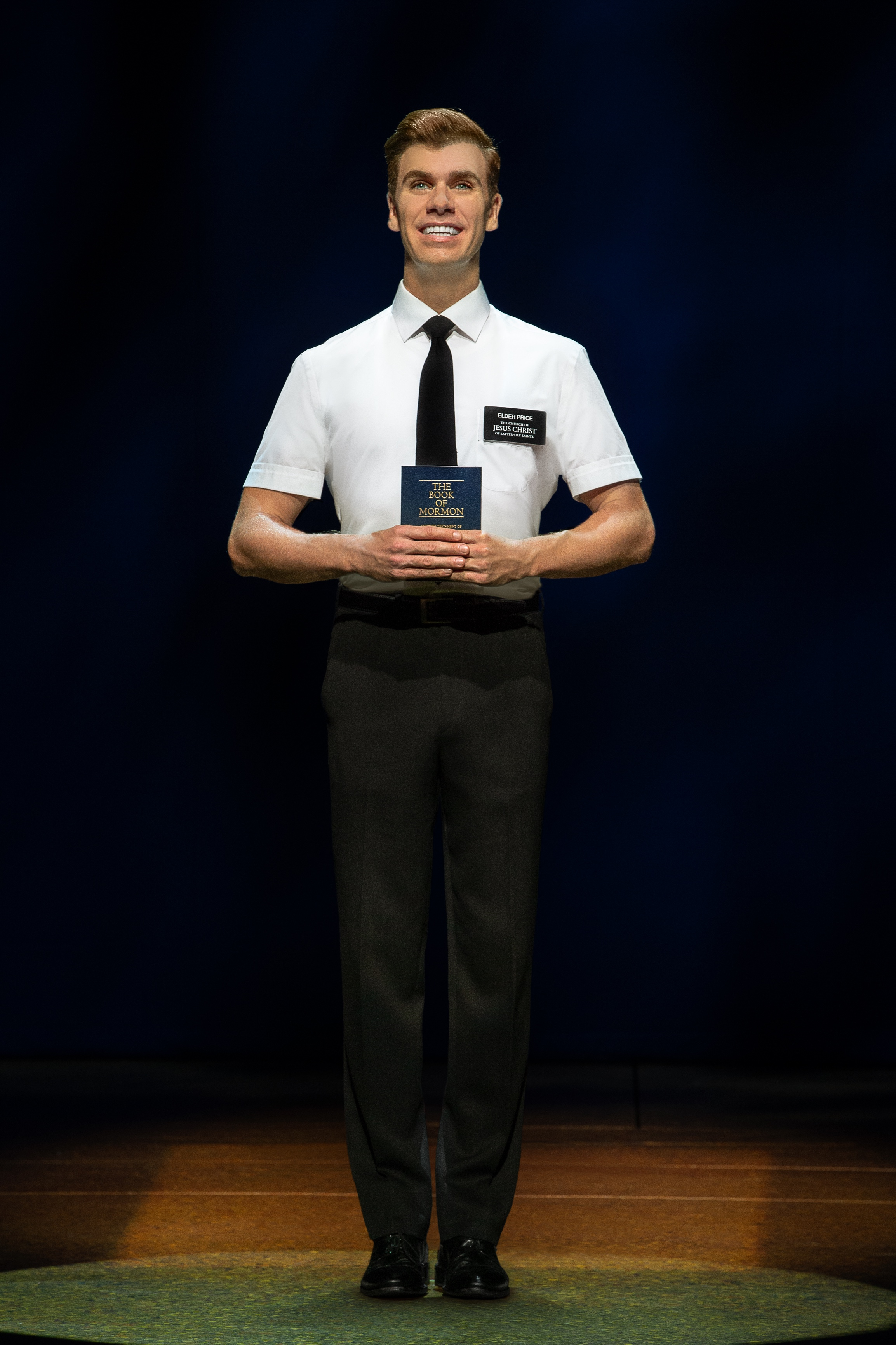 The Book Of Mormon 2018