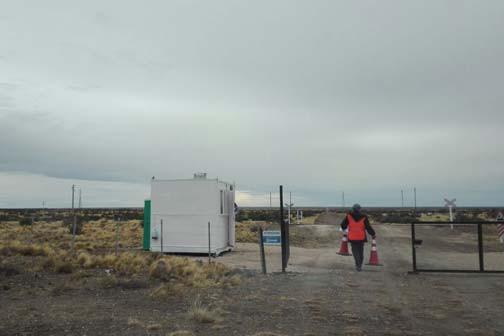 WindFarm Works Entrance