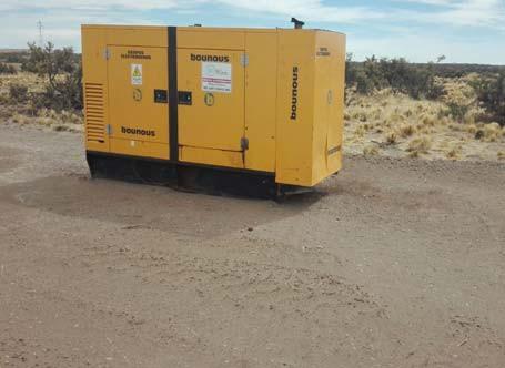 Generator just Arrived