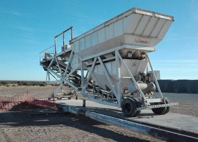 Concrete Plant Equipment