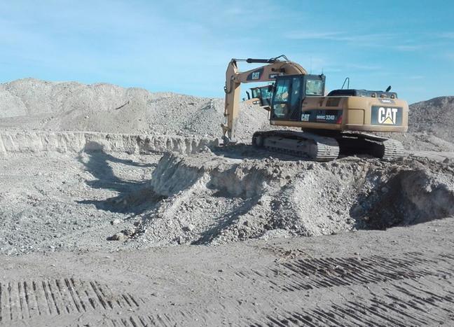 WTG 19 Fundation Excavation