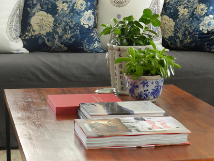 Personalise your home by including pieces that are important to you.