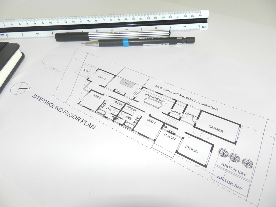 We'll work with your architect from concept stage to ensure alignment of your ideas and  requirements.