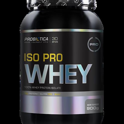 ISO PRO WHEY, 900GR - PROBIOTICA