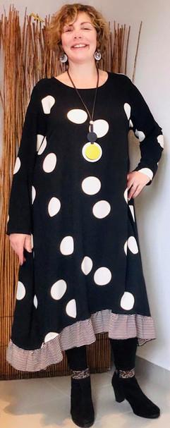robe-noire-gros pois-g'oze.jpg