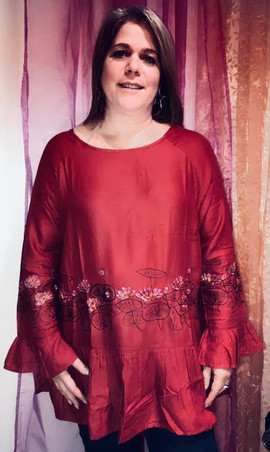 tunique-rose-romantique-agathe et louise