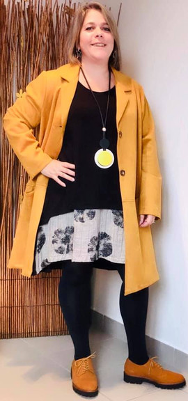 robe-motif_fleurs-g'oze-manteau-peau_de_