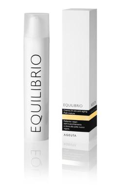 Crème Anti-âge AIRLESS à base de bave d'escargot et acide hyaluronique pour les peaux matures