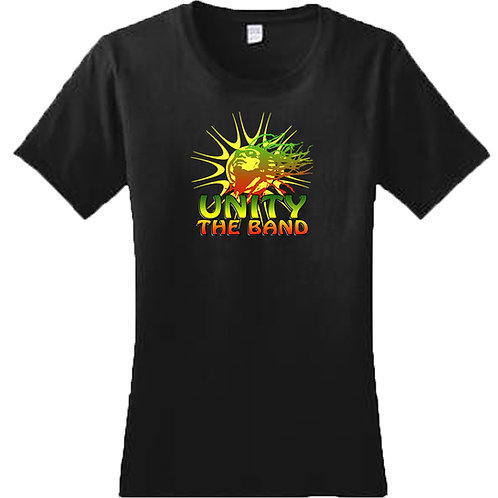 Unity Sunburst Ladies T-shirt
