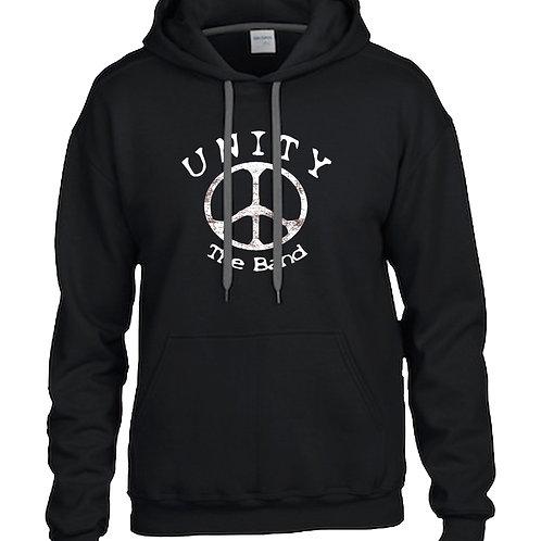 Unity Peace Black Hoodie