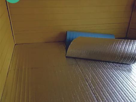 Теплый пол под ламинат - быстрый и удобный монтаж!