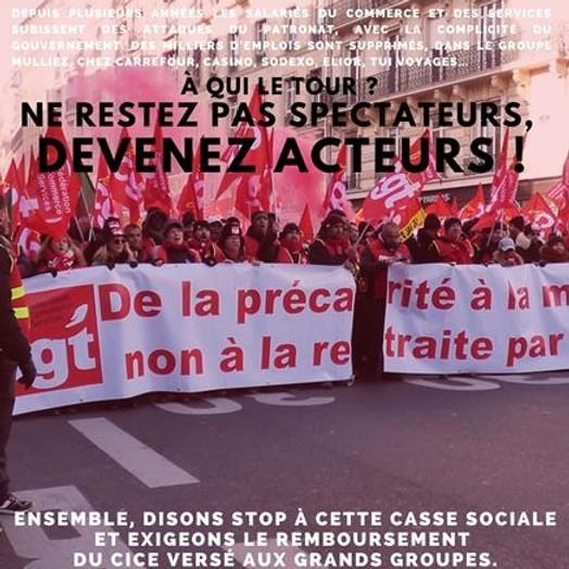 Marche pour l'emploi et la dignité