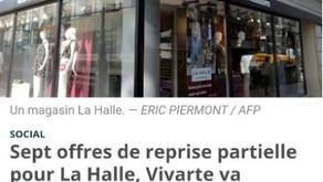 7 offres de reprise partielle pour la Halle ?