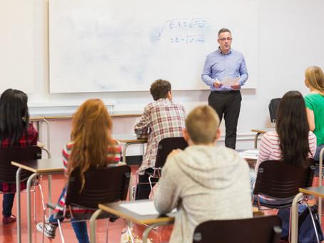 ¿Recuerdas a todos los maestros que han pasado por tu vida?
