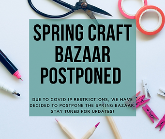 2021 Annual Craft Bazar canceled.png
