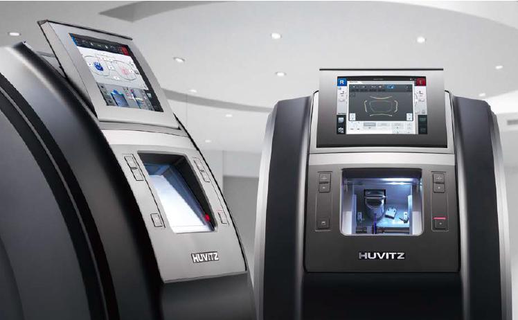 Huvitz HPE-810 Profesional logistik