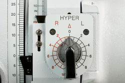 Synoptophore-height-control