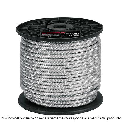 CABLE DE ACERO 1/8 RIGIDO, FIERO, MT MOD:CAB-1/8RX