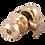 Thumbnail: BISAGRA OCULTA 110 GRADOS HANDYHOME MOD:F649AP/3645 PAR