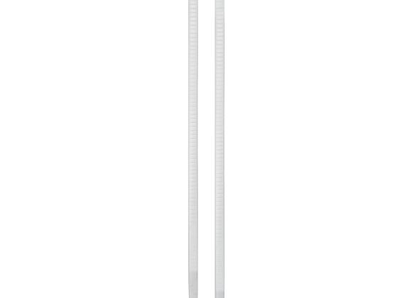 CINCHO PLAS 18LB 100MM BOLSA C/100 VOLTECK MOD:CIN-1810