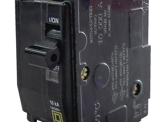 BREAKER SQUARE D 30AMP DOBLE NO. Q0230