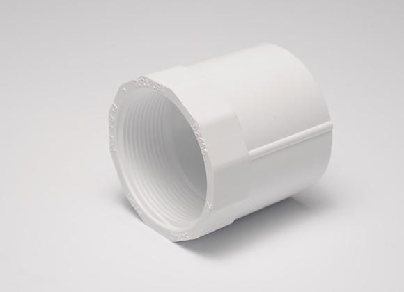 CONECTOR HEMBRA PVC 1-1/2