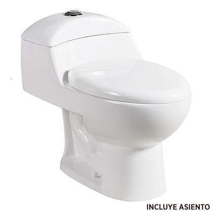 SANITARIO ONE PIECE BLANCO DICA URREA, MOD: WC.4006.01