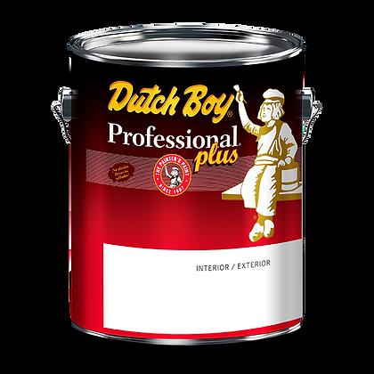 PINTURA PROFESSIONAL BLANCO 3.69 lts DUTCH BOY, MOD: PP40611-G