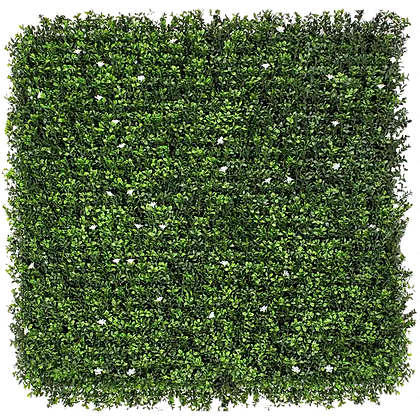 FOLLAJE ARTIFICIAL LIRIO BLANCO 25X25CMS 8PZAS EASY GREEN MOD: 07AM062