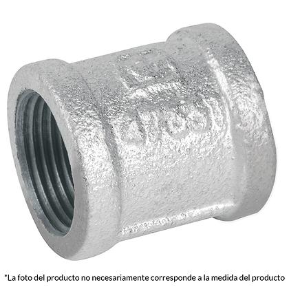 """COPLE GALVANIZADO 1/2"""" :G-CPL05 / 47550"""
