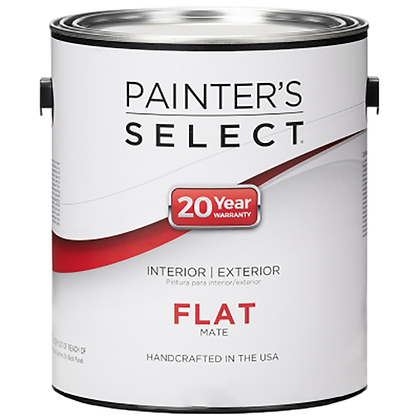 PINTURA INT/EXT MATE TINT 3.66 lts PAINTERS SELECT, MOD:130024
