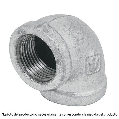 "CODO 90 GRADOS GALVANIZADO 1/2"" :G-L9005 / 47557"