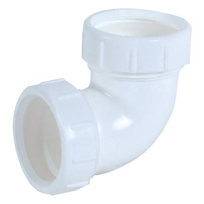 CODO 90 PVC 1-1/2, EZ FLO, No 35335