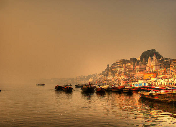 Fleuve Gange