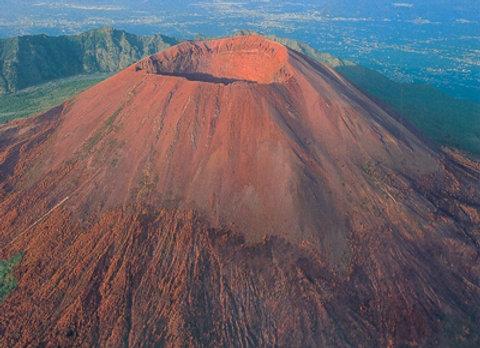 Volcan du Vésuve
