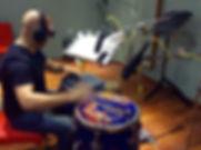 Recording Conga rhythm