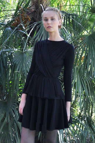 Lucrezia Blouse and Skirt