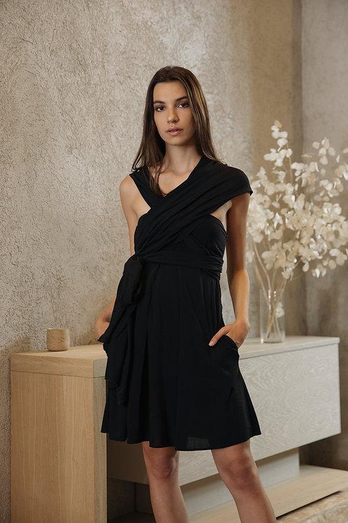 ZOE SHORT DRESS