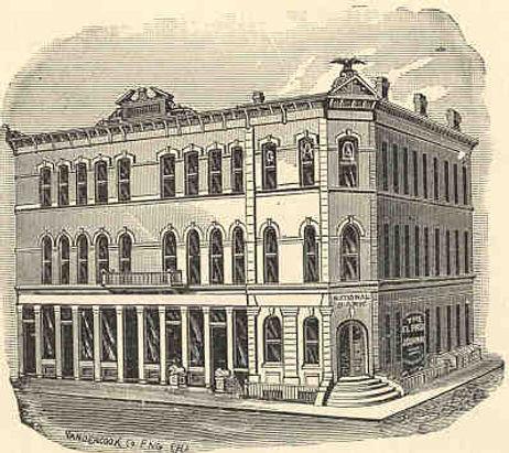 Historic Building Sketch