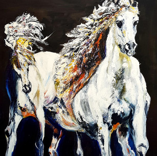 """Horses 1 """