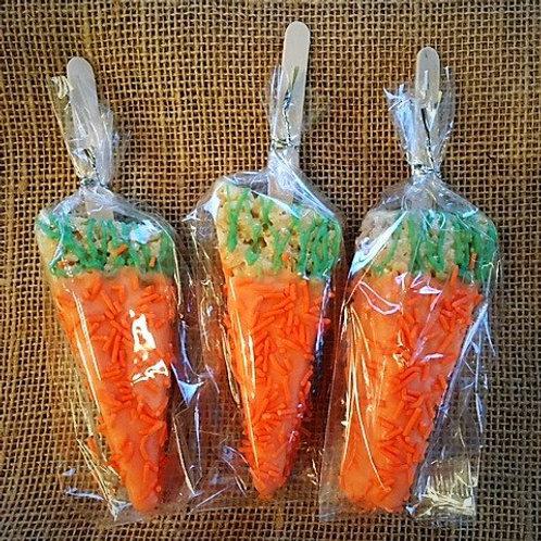 Krispy Caramel Carrot