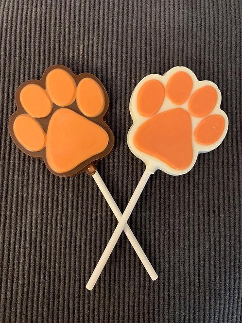 Tiger Paw Lollipop