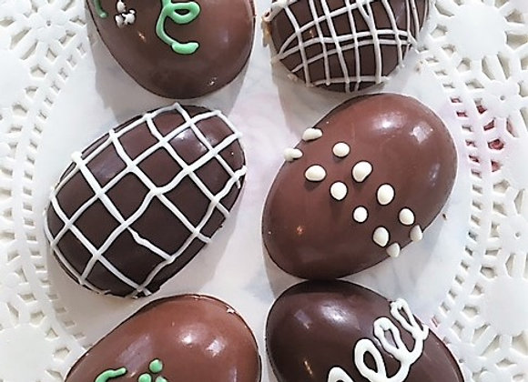 Half Dozen Assorted Chocolate Eggs