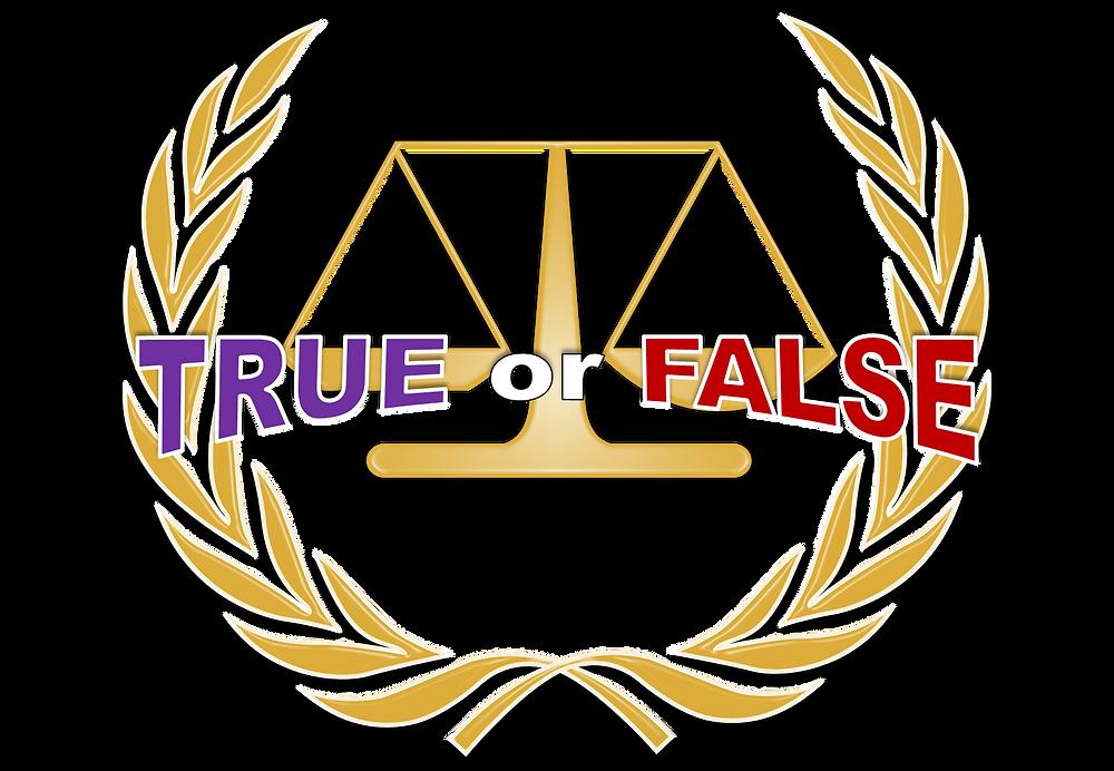 Justifism quiz