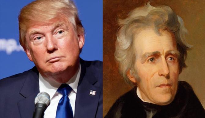 9 ways Donald Trump is more like Andrew Jackson
